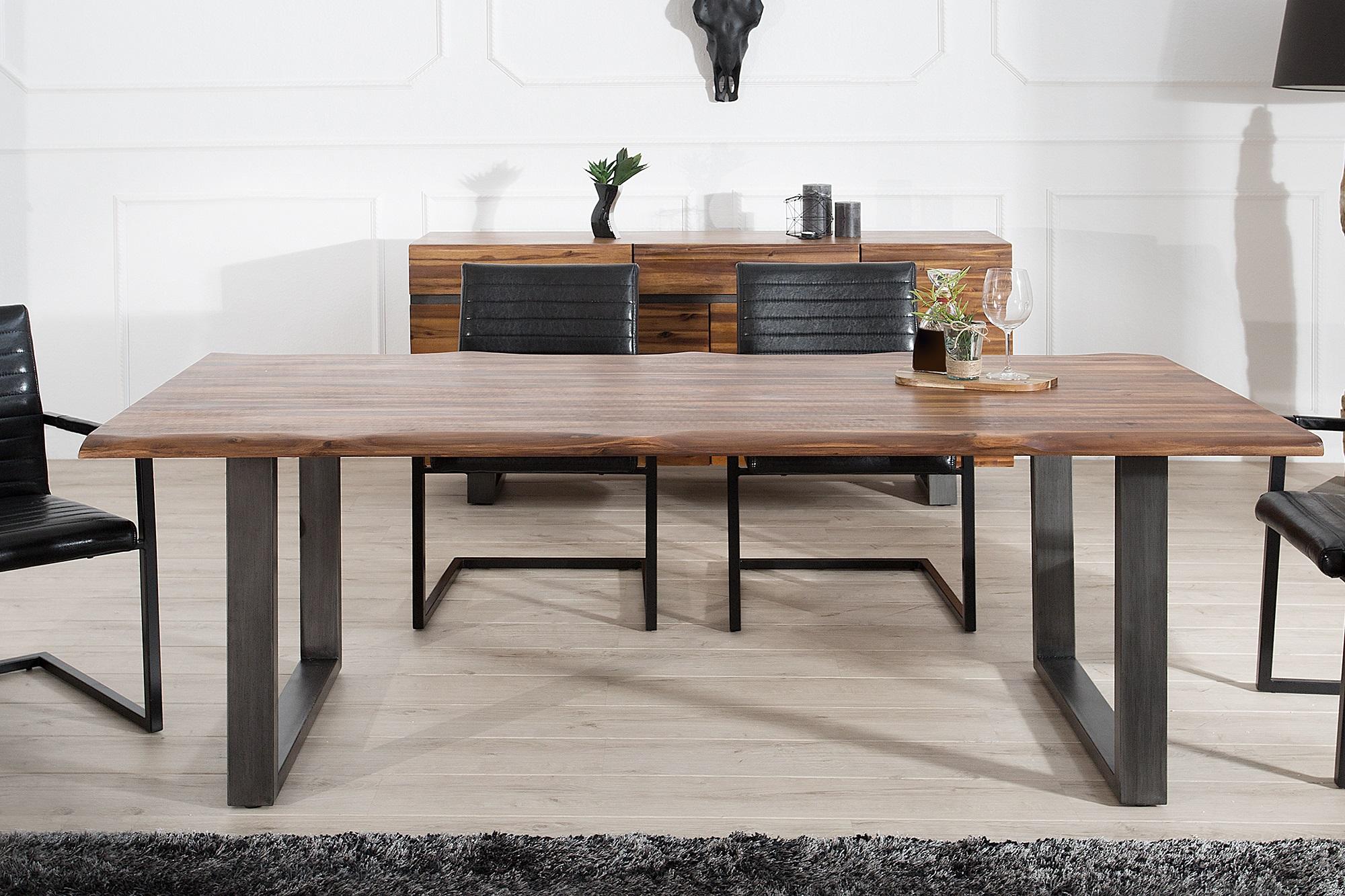 Tafel Van Boomstam : Kolomtafel meubeldeals