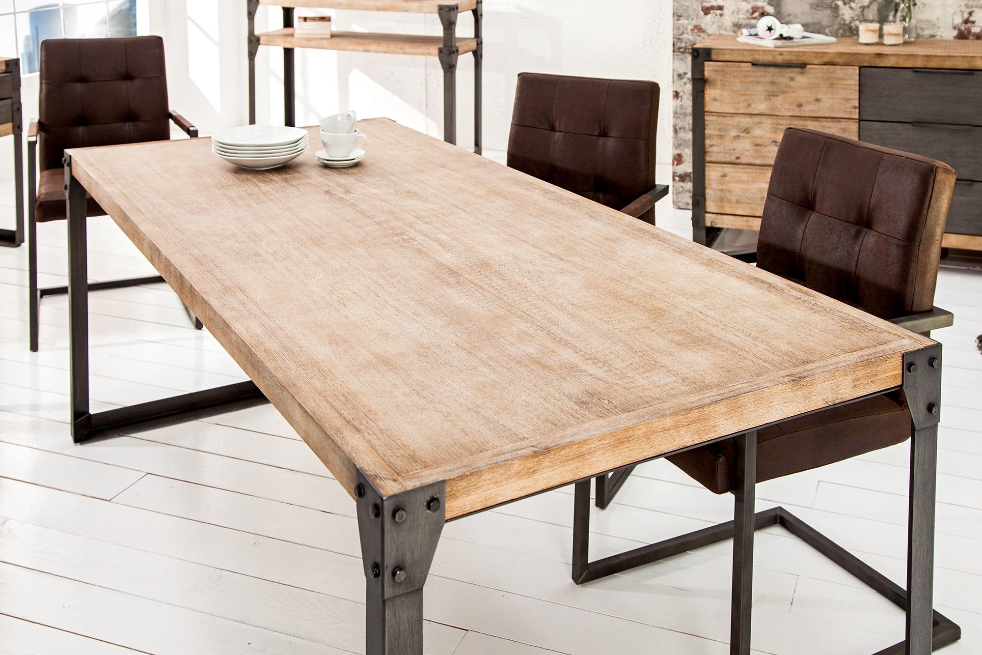 Eetafel hout cm meubeldeals