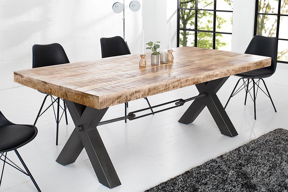 Voorkeur Unieke boomstam tafel | meubeldeals.nl @MZ43