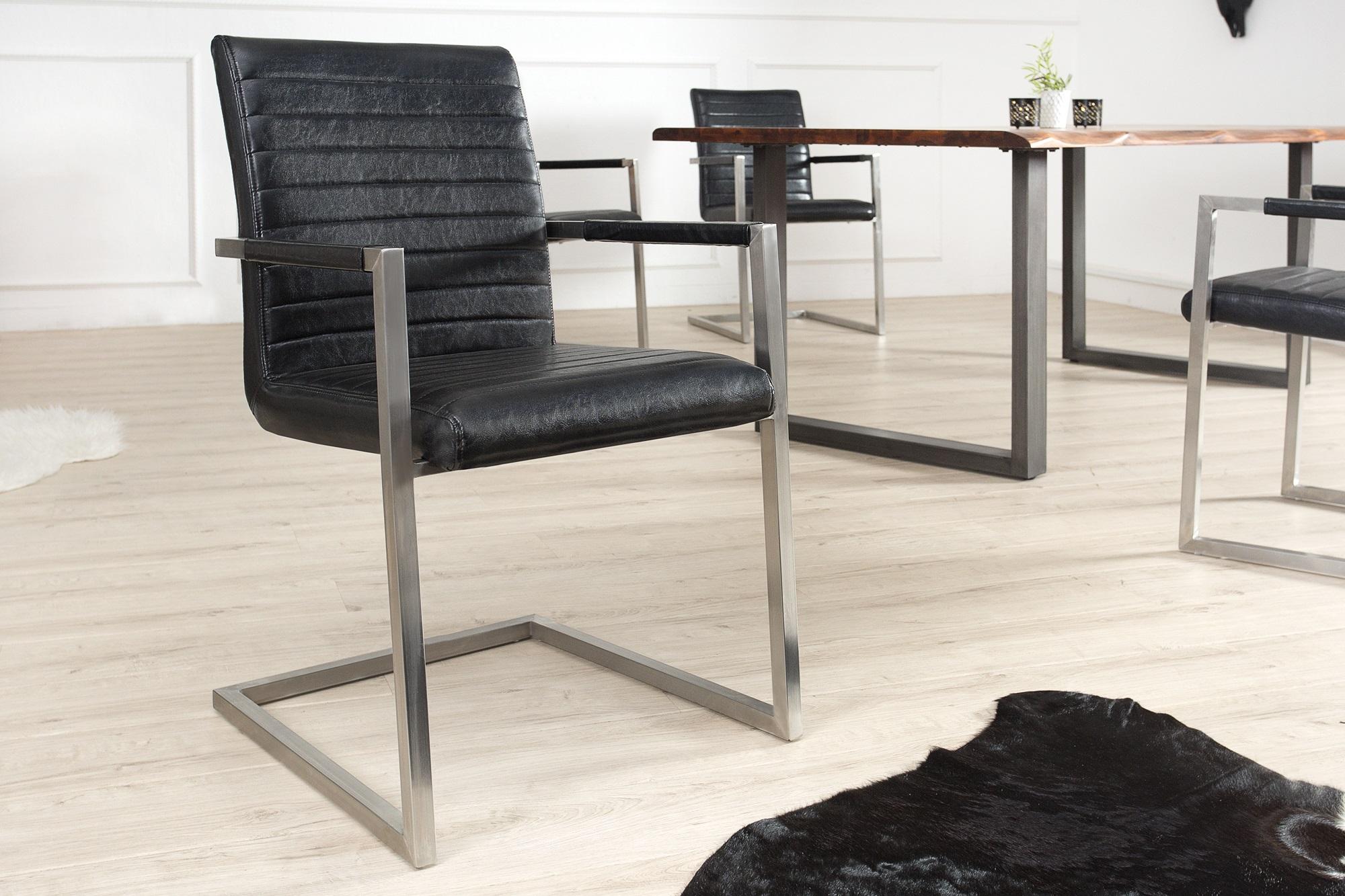 Stoel Metalen Frame : Moderne stoel rvs kopen meubeldeals