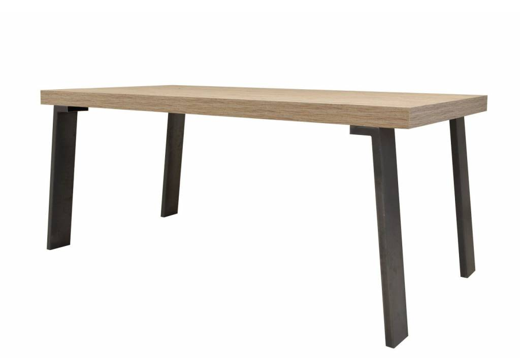 Licht Eiken Eettafel : Luxe eettafel eiken kopen meubeldeals