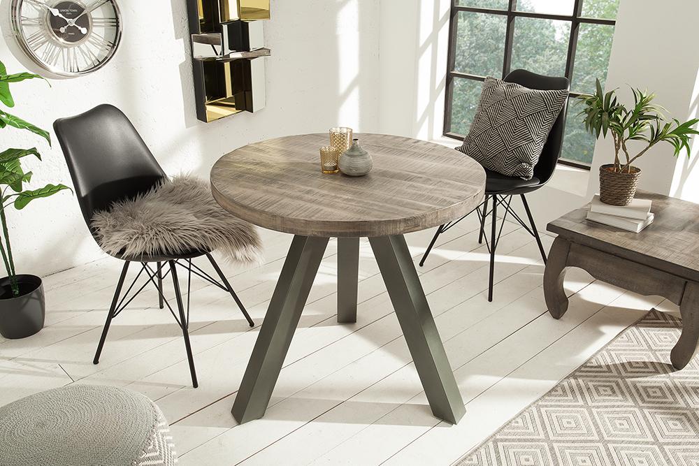 Ronde Tafel Hout : Ronde tafel mango hout kopen meubeldeals