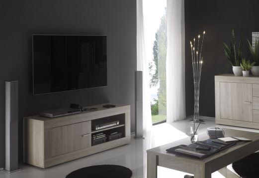 Licht Eiken Meubelen : Tv meubel licht eiken kopen meubeldeals