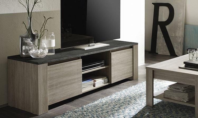 Eiken kleurig tv meubel kopen meubeldeals