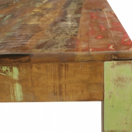 salontafel recycled hout