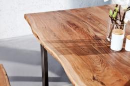 Houten Boomstam Tafel : Acacia eettafel simple acacia nodig alle prijzen van nederland