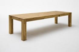 Eiken Tafels Schijndel : Massief eiken tafel uittrekbaar meubeldeals