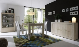 dressoir rustiek eiken