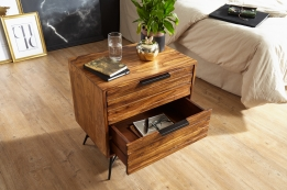 ladenkast sheesham hout