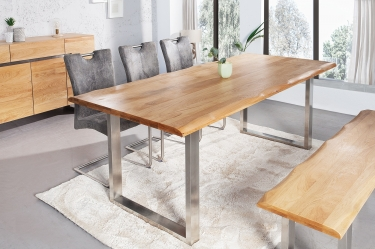 eiken boomstam tafel kopen. Black Bedroom Furniture Sets. Home Design Ideas