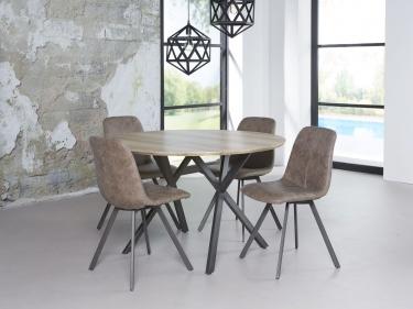 Moderne ronde tafel kopen meubeldeals
